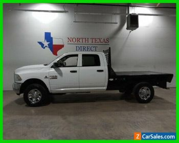 2016 Ram 2500 FREE DELIVERY Tradesman 4x4 Diesel Flatbed Touch S for Sale