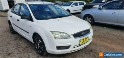 2006 Ford Focus LS CL Automatic 4sp A Sedan