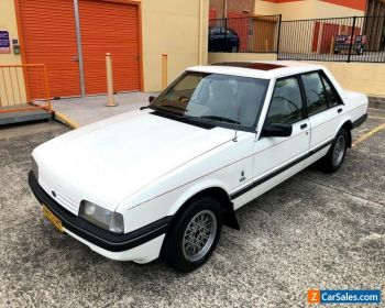 1985 Ford XF Fairmont GHIA 4.1 EFI Matching Numbers # xd xe falcon RARE SUNROOF for Sale