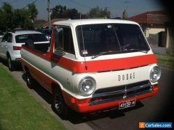 Dodge A100 pickup 1964 Chrysler ford Holden