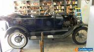 1926 Ford Model T TOURING, REBUILT DRIVELINE, SUPER NICE BODY