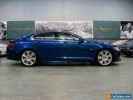 2010 Jaguar XFR 5L V8 Supercharged