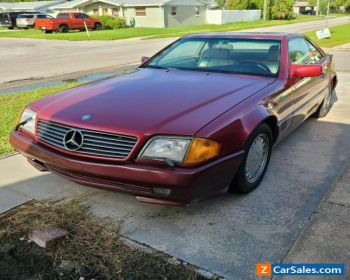 1991 Mercedes-Benz 500-Series for Sale