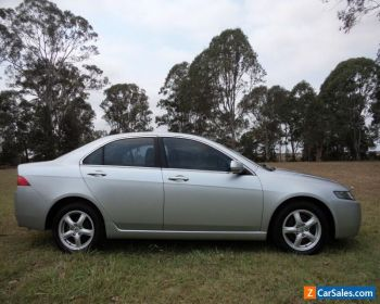 Honda Accord Euro Luxury for Sale
