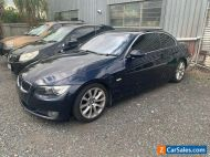 2008 BMW 325 STEEL TOP CONVERTIBLE AUTOMATIC
