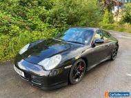 2004 Porsche 911 996 Carrera 4S C4S 3.6 Tiptronic S Black *Immaculate Condition*