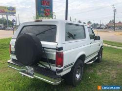 1992 Ford Bronco II XLT