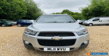 CHEVROLET CAPTIVA LTZ VCDI - AUTOMATIC - 7 SEATS - FULL LEATHER - REVERS CAMREA