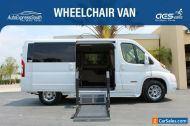 2020 Ram 1500 Tempest X Braun Wheelchair Lift