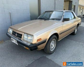 Mitsubishi Scorpion, 1981, 2.6L Auto SE Model, Rare, Sigma, GSR, Turbo, Wherret for Sale