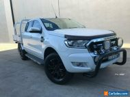 2016 Ford Ranger PX MkII XLT Hi-Rider Utility Double Cab 4dr Spts Auto 6sp, 4 A