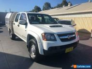 2010 Holden Colorado RC LX Cab Chassis Crew Cab 4dr Man 5sp 4x4 3.0DT Manual M
