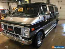 1986 GMC Vandura