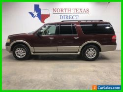 2009 Ford Expedition Eddie Bauer EL Heated & AC Leather Camera Bluetoot