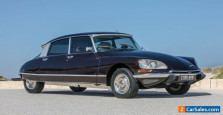 1973 Citroen DS23 Berline Pallas AUST. DEL. # rolls royce mercedes bmw Bentley