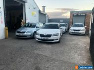 A CHOICE OF 16 DIFFERENT SKODA OCTAVIAS - ALL 1 COMPANY OWNERS 2015 2016 2017