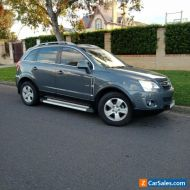 2011 Holden Captiva CG Series II  6 Speed Sports Automatic Wagon low kms 10