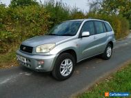 Toyota Rav 4 2.0 petrol 51 plate