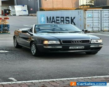 Audi 80 Cabriolet 2.6 E Sports V6 1993 Auto for Sale
