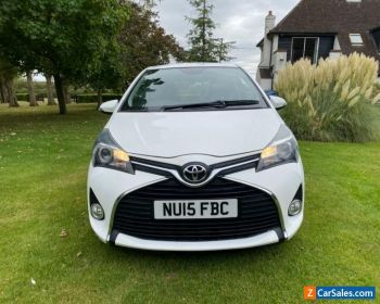 2015 Toyota Yaris 1.0 Icon VVT-I Alloy Wheels Low Miles Ideal First Car for Sale