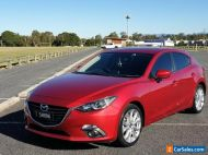 2014 Mazda 3 SP25 BM Series Automatic