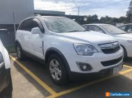 2011 HOLDEN CAPTIVA SUV-5 SEATER-163K'S-GREAT CAR-DRIVES WELL-$4,200 NO RWC