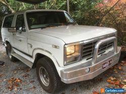 1981 FORD Bronco XLT Cleveland V8 Auto