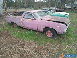 "Ford Falcon XA Ute 1973  not xw xy xb xc xd xe, ""Restoration project- Parts car"""
