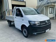 2018 Volkswagen Transporter T6 TDI340 White Automatic A Cab Chassis