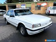 1987 Ford XF Falcon POLICE PACK OPT 36 , AIR CON , STEER # xe xd xc xb xa