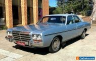 1979 Chrysler CM Valiant REGAL 265 ,STEER, Aircon, Auto, vh vj cl charger hemi