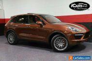 2012 Porsche Cayenne Turbo 56,570 Miles $125,710 MSRP Porsche Entry WoW