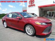 2020 Toyota Camry 2020 Camry Hybrid XLE Ruby Flare Pearl