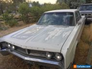 1967 Chrysler Newport 4-door