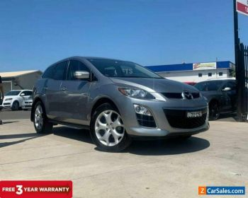 2011 Mazda CX-7 ER Series 2 Luxury Sports Wagon 5dr Activematic 6sp 4WD 2.3T A for Sale
