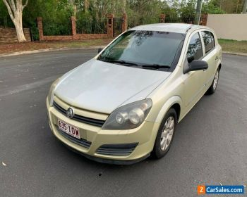 FORSALE 2005 HOLDEN ASTRA CD 1.8 LT 5 SPEED MANUAL 5 DOOR NO RESERVE for Sale