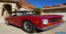 1973 Triumph TR-6