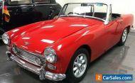 1965 Austin Healey Sprite MK3A