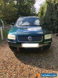 VW Passat Estate SE (130bhp) 2003 Reg