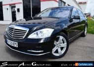 2013 Mercedes-Benz S-Class S550 S CLASS NAVI ONE OWNER CAR LOADED