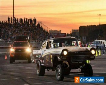 1957 Ford Other Custom Gasser Car for Sale