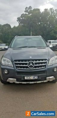 Mercedes-benz M-Class AMG photo 1