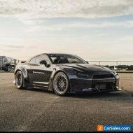 2014 Nissan GT-R Black Edition / Widebody / Modified 600 HP