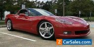 2006 Chevrolet Corvette Base w/ Z51 performance package