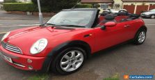 LOVELY 2008 BMW MINI COOPER 1.6 CONVERTIBLE 3 DAY LOW START NO RESERVE for Sale