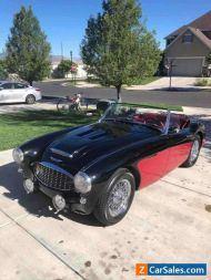 1957 Austin-Healey 100 Six