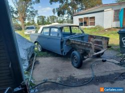 EH Holden project car