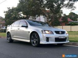 2007 Holden Commodore VE SSV Automatic 6 Speed Sedan not VZ VY VX VF HDT HSV SS
