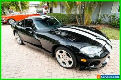 2000 Dodge Viper GTS 2dr Coupe