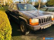 jeep grand cherokee 1996 limited edition